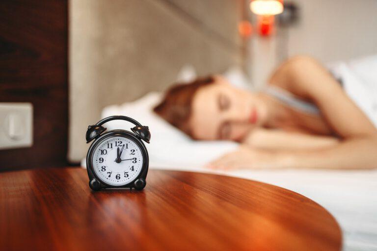 Optimální doba spánku